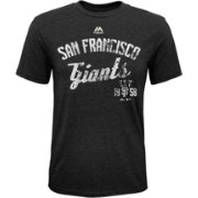Majestic Youth San Francisco Giants Our League Black T-Shirt