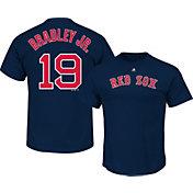 Majestic Youth Boston Red Sox Jackie Bradley Jr. #19 Navy T-Shirt