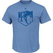 Majestic Youth Kansas City Royals Going Home Light Blue T-Shirt