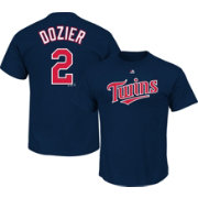 Majestic Youth Minnesota Twins Brian Dozier #2 Navy T-Shirt