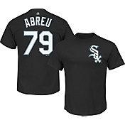 Majestic Youth Chicago White Sox Jose Abreu #79 Black T-Shirt
