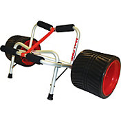 Malone Clipper Deluxe Canoe and Kayak Cart with Rover Wheels