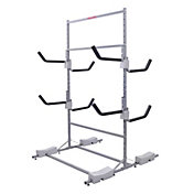 Malone FS Rack System 6 Kayak Storage Rack