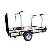 Malone TopTier Utility Trailer Load Bar Kit