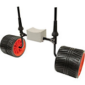 Malone Xpress Scupper Kayak Cart with Rover Wheels