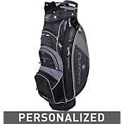 Maxfli U/Series 4.0 Personalized Cart Bag - Black/Grey