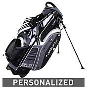 Maxfli U/Series 5.0 Personalized Stand Bag - Black/White