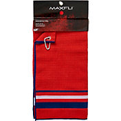 Maxfli Americana Microfiber Golf Towel