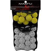 Maxfli Foam & Plastic Practice Golf Balls – 36-Pack
