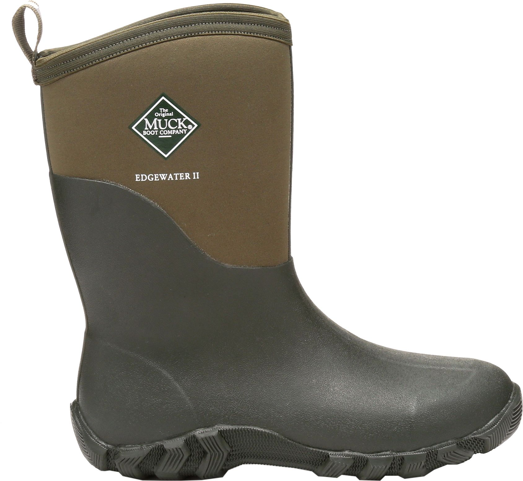 Muck Boot Men's Edgewater II Mid Waterproof Boots| DICK'S Sporting ...