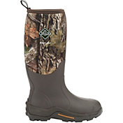 Muck Boots Men's Woody Max Insulated Rubber Hunting Boots