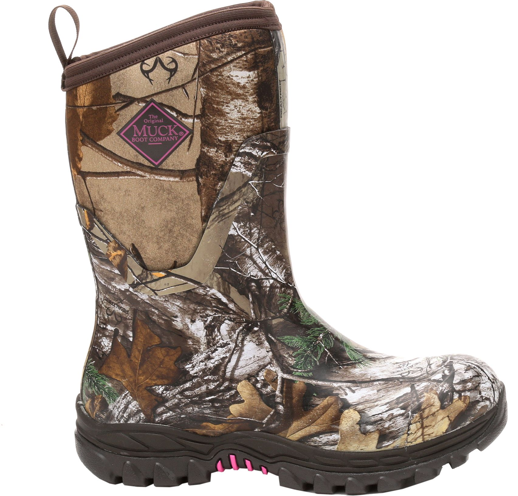 Muck Boot Women's Arctic Hunter Mid Realtree Xtra Rubber Hunting ...