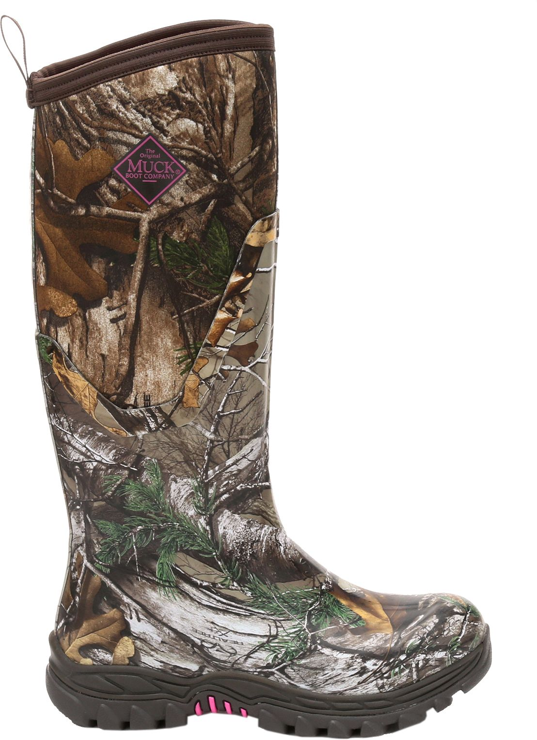 Muck Boot Women's Arctic Hunter Tall Realtree Xtra Rubber Hunting ...