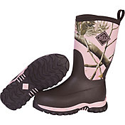 Muck Boot Girls' Rugged II Outdoor Waterproof Sport Boots