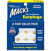 Mack's Pillow Soft Earplugs- 6 Pair