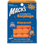 Mack's Kids' Moldable Silicone Putty Ear Plugs- 6 Pair