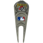 McArthur Sports Pittsburgh Pirates Divot Repair Tool and Ball Marker