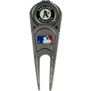 McArthur Sports Oakland Athletics Divot Repair Tool and Ball Marker