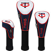 McArthur Sports Minnesota Twins Headcovers -  3-Pack