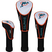 McArthur Sports Miami Dolphins 3-Pack Headcovers