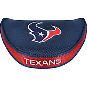 McArthur Sports Houston Texans Mallet Putter Cover