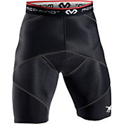 McDavid Men's Cross Compression Shorts w/ Hip Spica