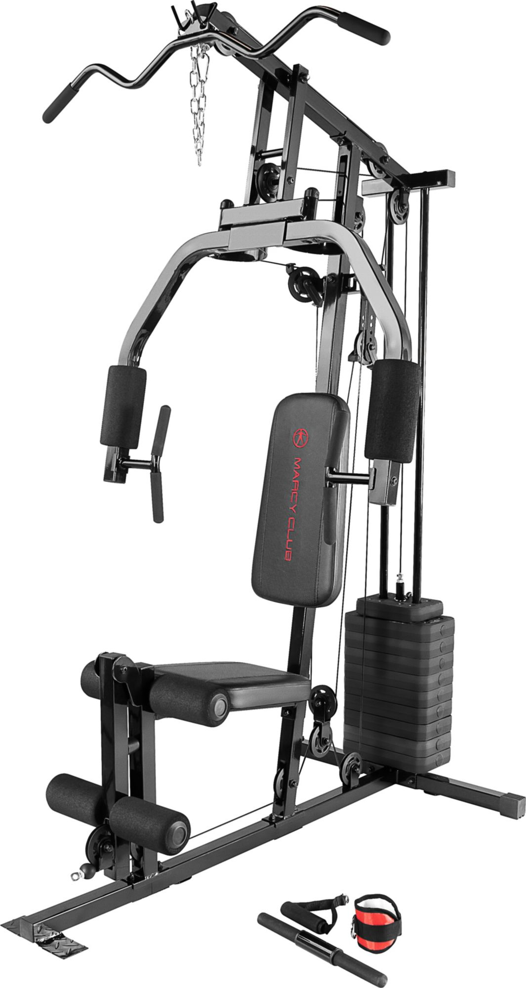 Marcy lb single stack home gym dick s sporting goods