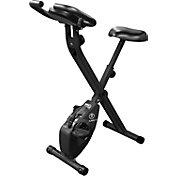 Marcy NS-654 Foldable Upright Exercise Bike