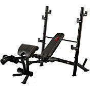 Marcy Mid-Size Weight Bench