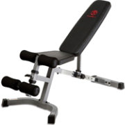 Marcy Utility Weight Bench and Chrome Slide
