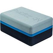 Manduka 3-Tone Recycled Foam Block