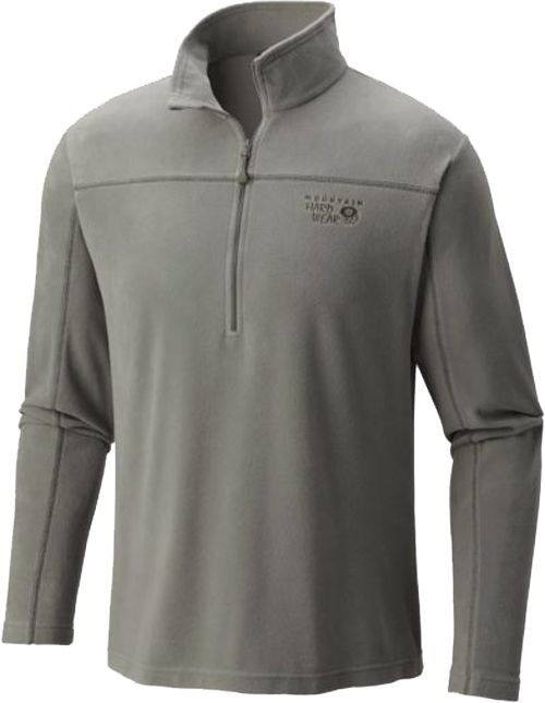 Mountain Hardwear Men's MicroChill Zip T Half Zip Fleece Pullover ...