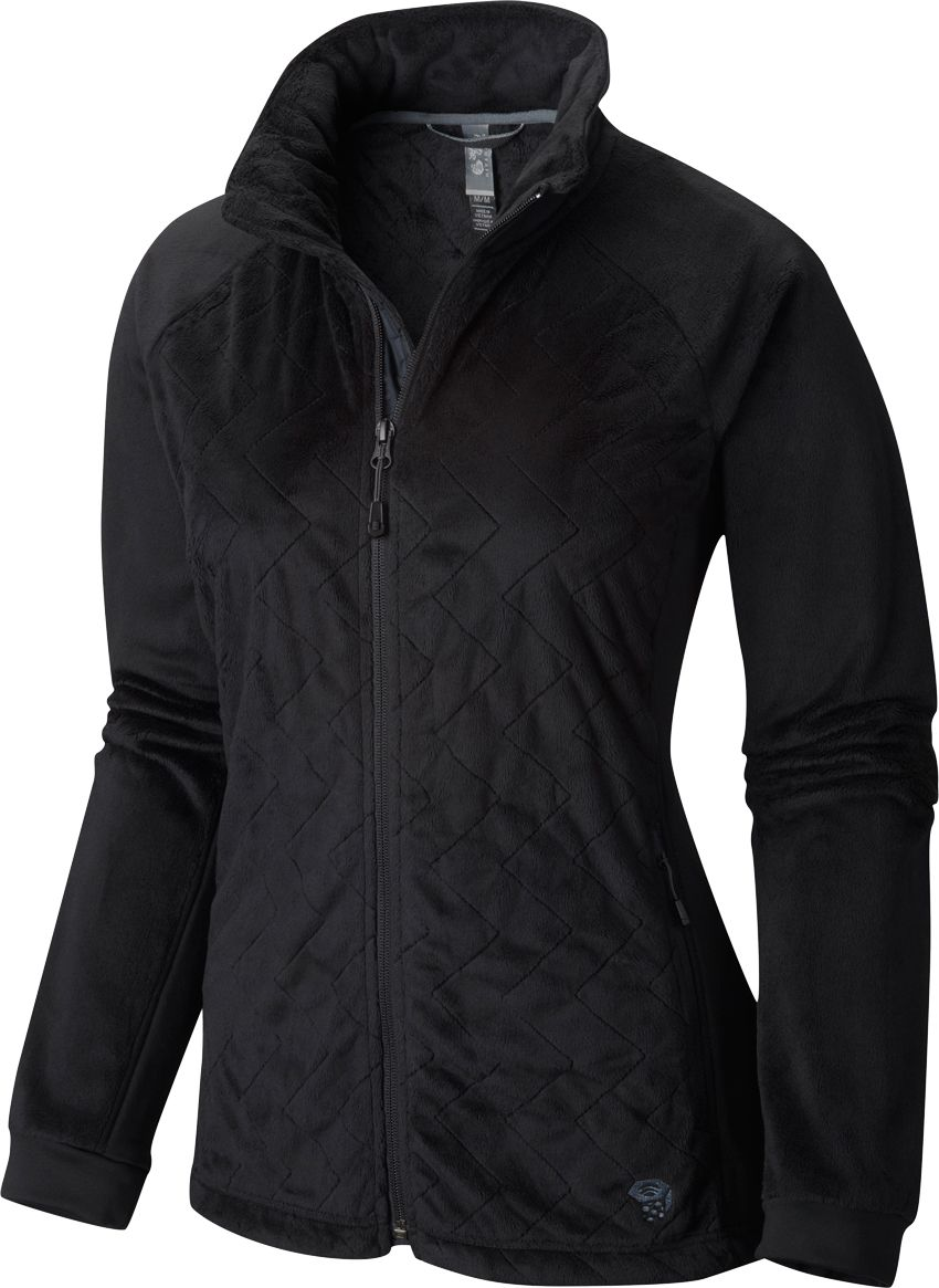 Mountain Hardwear Women's Pyxis Stretch Quilted Fleece Jacket ...