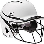 Mizuno Women's OSFM MVP Batting Helmet w/ Mask