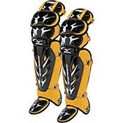 Mizuno Adult 16.5'' Samurai G3 Catcher's Leg Guards