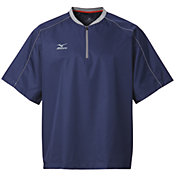 Mizuno Boys' Comp Short Sleeve Batting Jacket