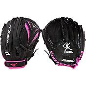"Mizuno 11"" Youth Finch Prospect Series Fastpitch Glove"