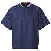 Mizuno Men's Comp Short Sleeve Batting Jacket
