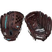 "Mizuno 12.5"" Supreme Brown Series Fastpitch Glove"