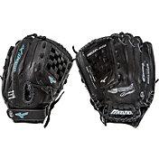 "Mizuno 12"" Supreme Black Series Fastpitch Glove"