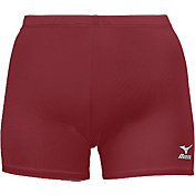 "Mizuno Women's 4"" Vortex Volleyball Shorts"