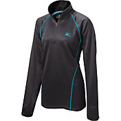 Mizuno Fastpitch Quarter-Zip Fleece Pullover