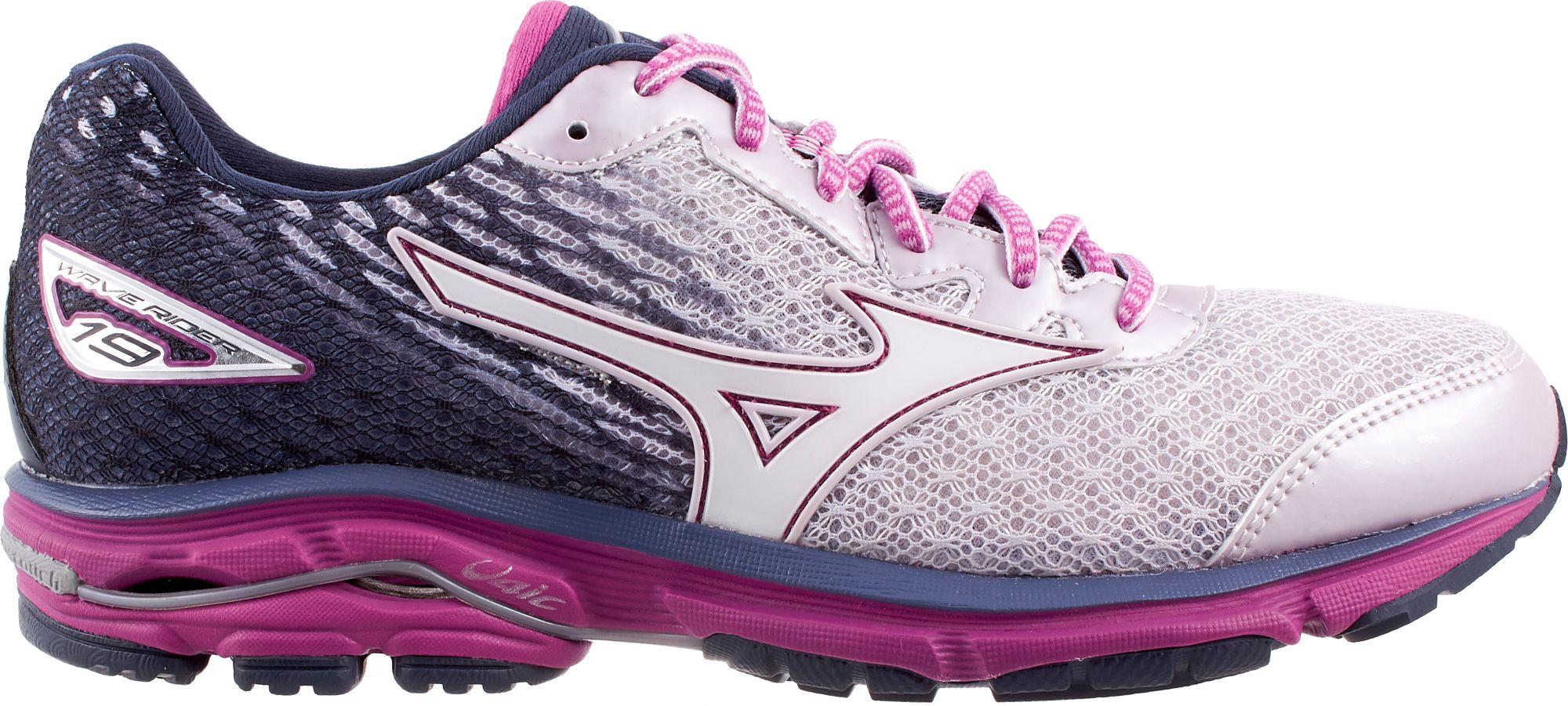 mizuno wave rider 16 women's running shoes