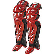 Mizuno Youth Samurai G3 Catcher's Leg Guards