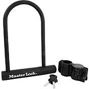 Master Lock Bike U-Lock with Shackle Clearance