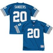 Mitchell & Ness Men's 1996 Home Game Jersey Detroit Lions Barry Sanders #20