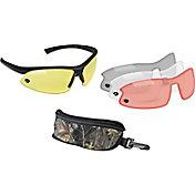 Mossy Oak Belzoni Shooting Glasses Kit
