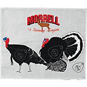Morrell Turkey Archery Target Face