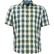 Marmot Men's Bay View Button Up Short Sleeve Shirt