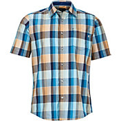 Marmot Men's Cordero Button Down Short Sleeve Shirt